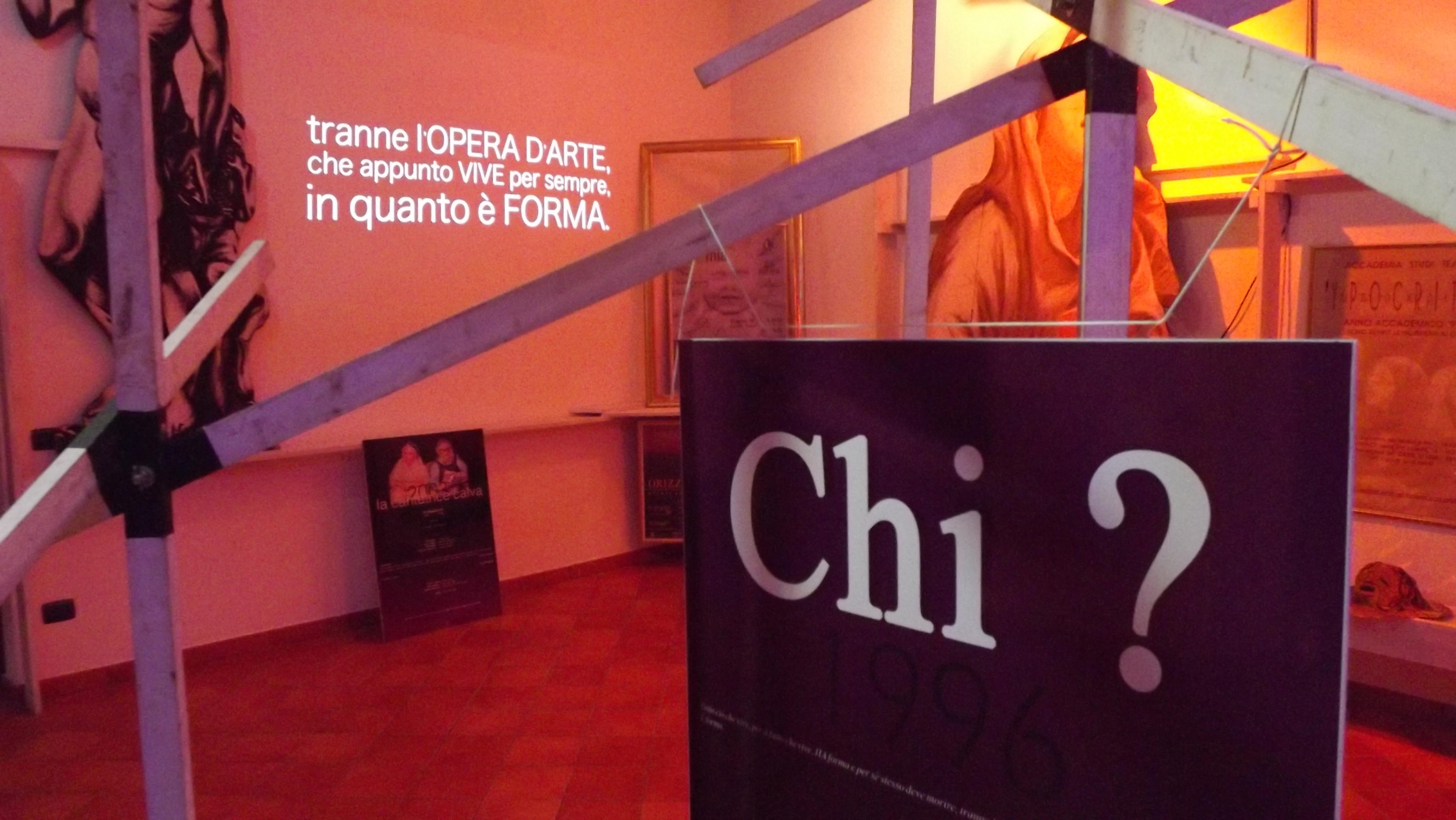 Salerno: L U S T R ITEATRO , fine settimana dedicato alla mostra